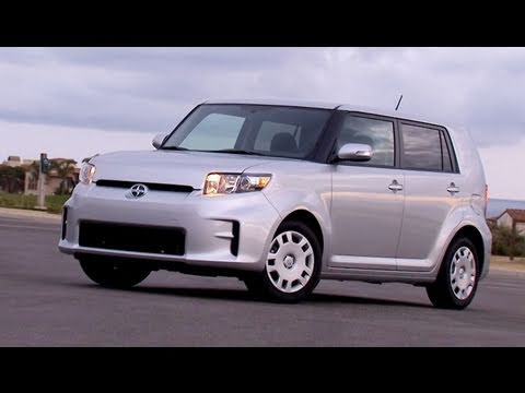 all new scion xb interior exterior details driving hd youtube