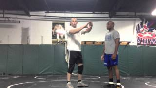 WRESTLING THROWS - How to Practice Back-Arches
