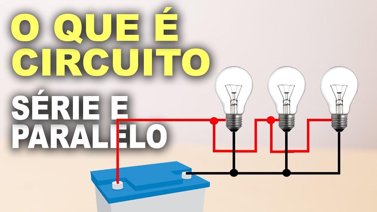 Circuito Eletricos : O que é um circuito elétrico youtube
