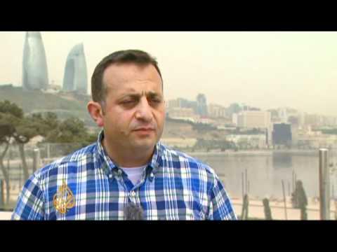 Baku residents say Eurovision has led to evictions
