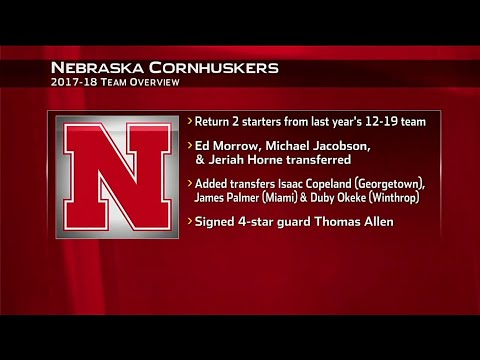 2017 Basketball Media Days - Nebraska