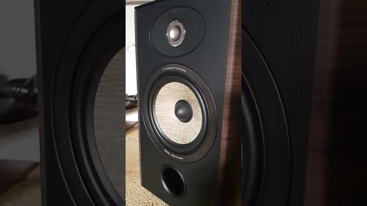 My new Focal Aria 906 speakers