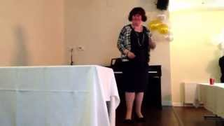 Susan Boyle - St John the Baptist Church 2/2