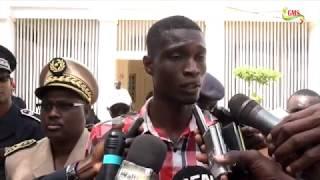 MARCHE NATIONALE A ZIGUINCHOR: LES ETUDIANTS RÉCLAMENT JUSTICE DANS L'AFFAIRE FALLOU SENE