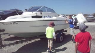 Fletcher faro first trip with boys