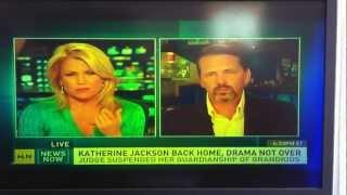 Alan Duke talks Jackson Family division