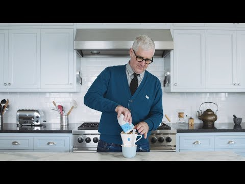 BLUE BOTTLE: Perfectly Ground