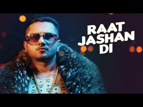 Raat Jashan Di (BASS BOOSTED) | Yo Yo Honey Singh | Jasmine Sandlas | Raj Kin | T-Series