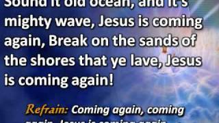 Lift up the Trumpet Jesus is coming again.wmv