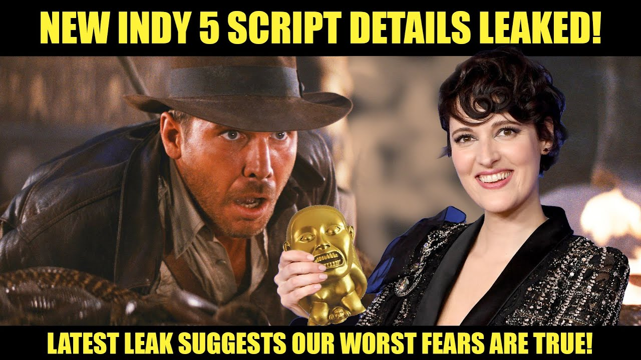 Download New Indiana Jones 5 Script Leak Confirms Our Worst Fears for Indy   Can Indy Be Saved?