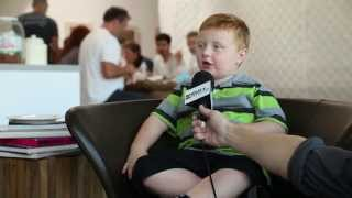 """Apparently Kid"" Tells Jokes! - What"
