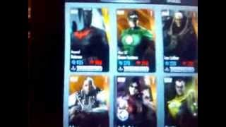 injustice awesome hack you get batman beyond prison sup... and more watch this Thumbnail