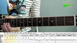 [구름과 나] 블랙테트라 - 기타(연주, 악보, 기타 커버, Guitar Cover, 음악 듣기) : 빈사마 기타 나라