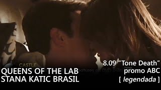 "Castle 8.09 ""Tone Death"" - promo ABC (legendada) [HD]"