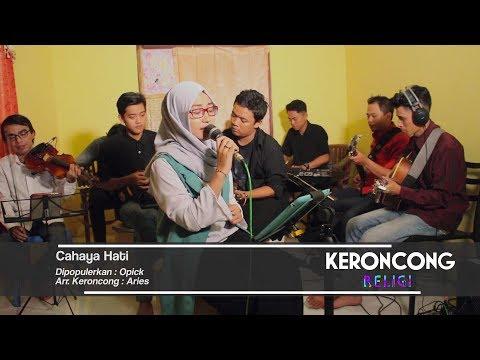 CAHAYA HATI (Cover) - KERONCONG KURMUNADI #KERONCONGRELIGI