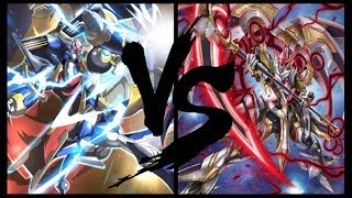 Vanguard Th Gear Chono 12 Zodiac VS Linkjoker Chaos