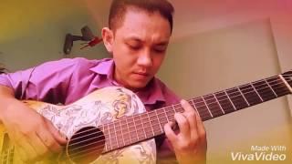 Vầng trăng đêm trôi (Guitar cover)