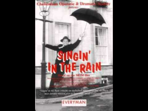 Gene Kelly  Singing In The Rain