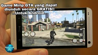 5 Game mirip GTA yang dapat diunduh secara GRATIS!! ..Untuk Android..