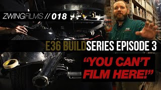 Harassing O'Reilly's Auto Parts employees // E36 BLD EP:3 // 018