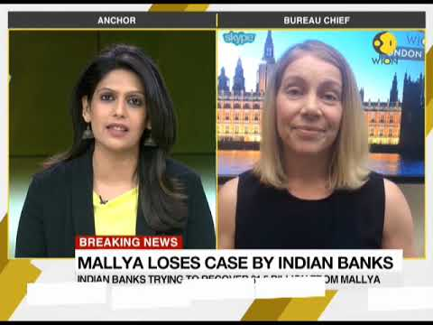 WION Gravitas: More trouble for Vijay Mallya; loses lawsuit by 13 Indian banks