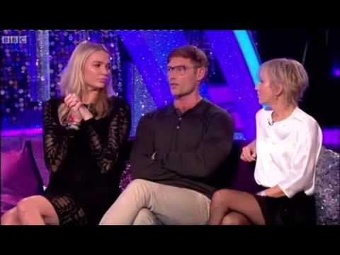 Friday Panel (Part 1) with Jodie Kidd, John Partridge & Lisa Maxwell 2015-10-23