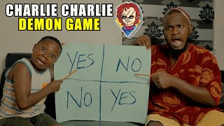CHARLIE CHARLIE (DEMON GAME) (PRAIZE VICTOR COMEDY)