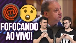 LIVE: TODOS OS BABADOS DO EPISÓDIO DO MASTERCHEF DESSA SEMANA! | Virou Festa