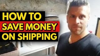 How To Save Money On Your Ebay Shipping (Ebay Selling Tips)