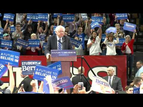 Our Path Forward to Defeat Trump | Bernie Sanders
