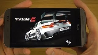 GT Racing 2 HTC One M8 HD Gameplay Trailer