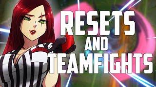 How I Reset, Teamfight, Skirmish with Katarina - Guide | Katlife