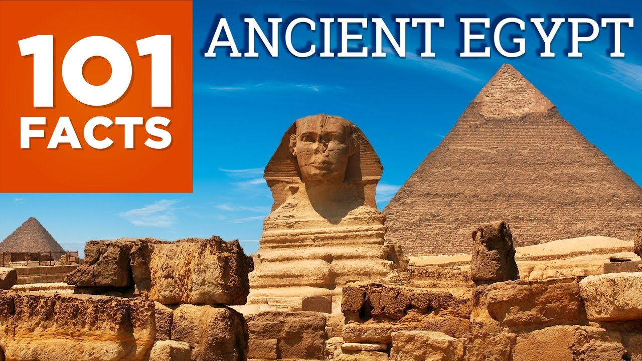 101 Facts About Ancient Egypt