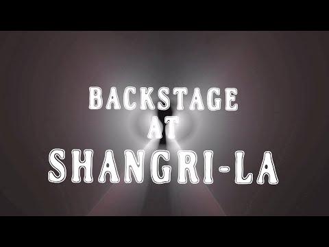 Backstage at Shangri-La: Congo Natty