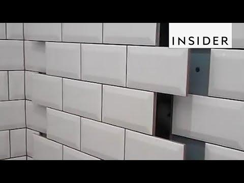 Hidden Doors Hide Your Plumbing