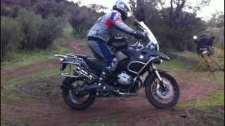 BMW R1200GS Adventure CHILE