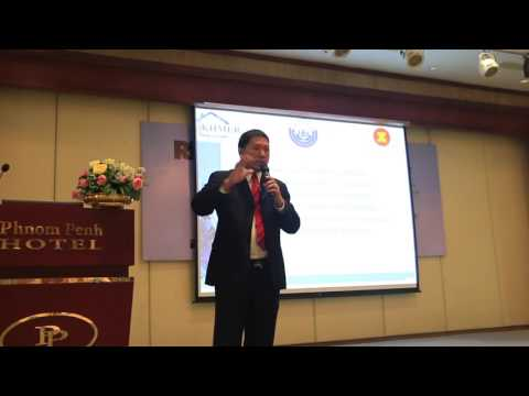 Cambodian Real Estate Market Challenges, with Kim Heang on Realestate.com.khTV