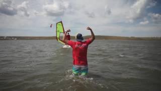 Виндсерфинг обучение в Веселовке