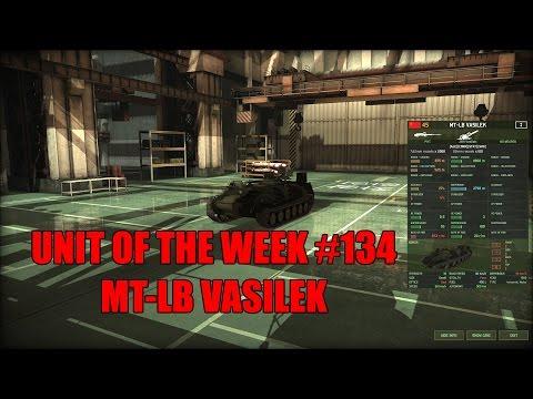 Unit of the week #134 (MT-LB VASILEK)