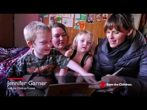 Jennifer Garner Supports Families in West Virginia | Save the Children