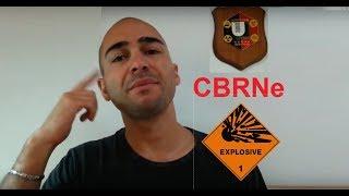 CBRNe - rischio E - cosa è fondamentale sapere per  un professionista (videolezione antiterrorismo)