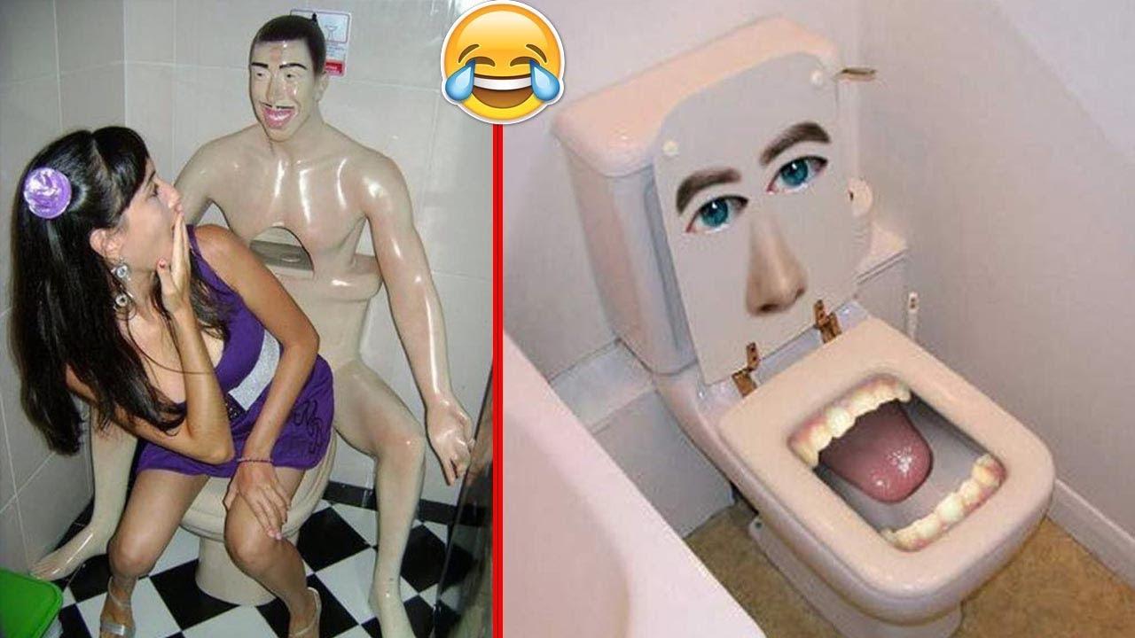 Смешные фотографии :10+ Самые необычные дизайны туалетов ...
