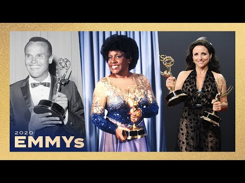 The Emmys' Most Historic Wins and Nominations | Emmys 2020