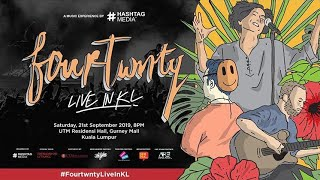 Download lagu FOURTWNTY LIVE IN KL 2019 HOUSE OF VANS 2019 v 011 MP3