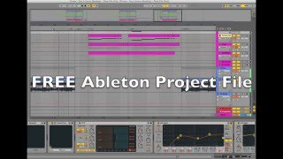 How to make Flume - Say It (Lycus Remix) Ableton REMAKE! FREE DOWNLOAD Sample Pack + Project