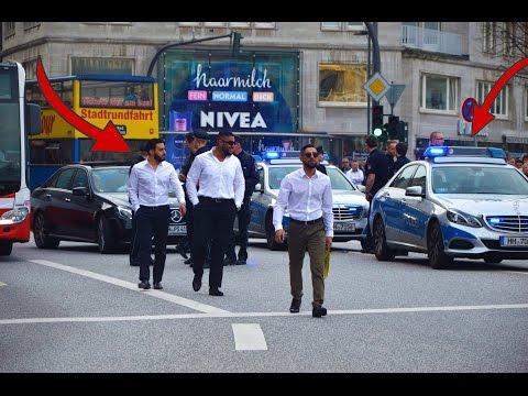 Türkische Hochzeit mit AMGs von der Polizei beendet