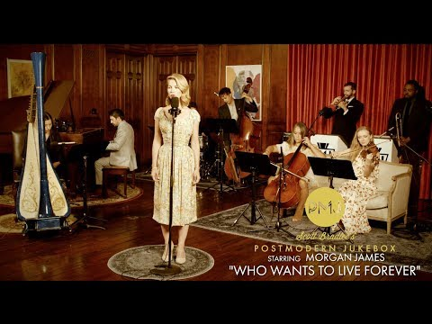 Who Wants to Live Forever - Queen ('West Side Story' Style Cover) ft. Morgan James
