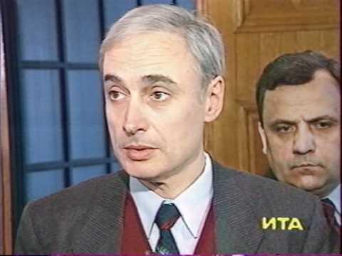 Новости тв о развале СССР 9.12.1991