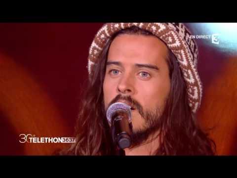 """Fréro Delavega - """"Le coeur éléphant"""" - Téléthon 2016"""