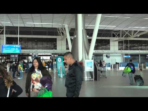 Roundtrip to Sofia, Bulgaria Airport on Lufthansa A320-200 Economy